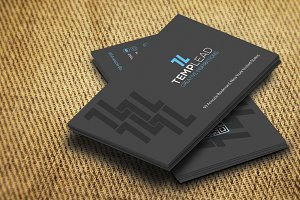 Corporate Business Card SE0311