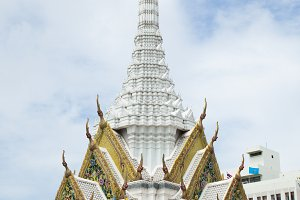 City Pillar Shrine.