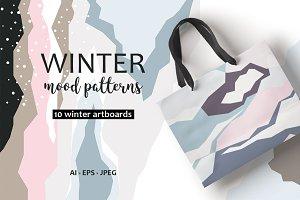 Winter mood patterns