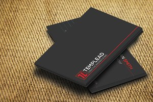 Corporate Business Card SE0317