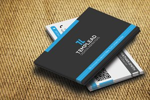 Corporate Business Card SE0318