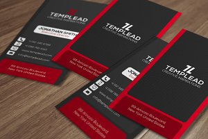 Corporate Business Card SE0321