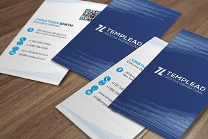 Corporate Business Card SE0324