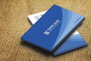 Corporate Business Card SE0323