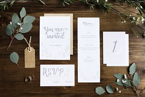 Wedding Invitation Cards Papers
