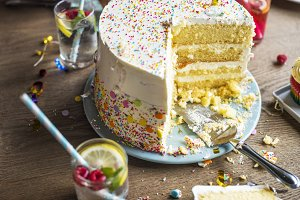 Cakes The Delicious Dessert
