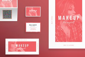 Print Pack | Makeup For Myself