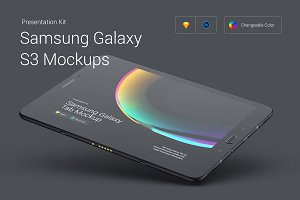 Presentation Kit | Samsung Galaxy S3