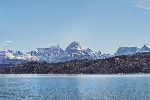 Glacier National Park. Patagonia