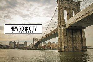 NYC 37 Stock Photos