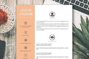 CV- RESUME JOSEFINE