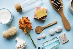 Skincare aromatherapy