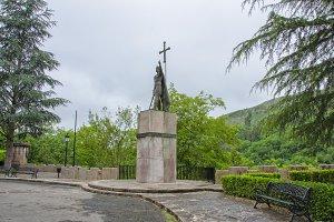Pelayo in covadonga,spain