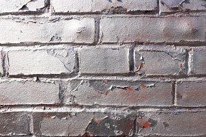 Silver Bricks Wall Texture