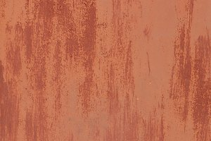 Rusty Painted Wall Texture