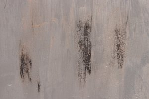 Dirty Gray Painted Wall Texture