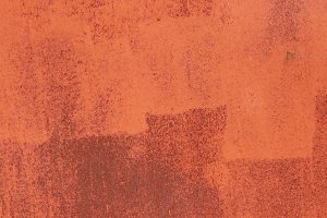 Rusty Red Painted Wall Texture