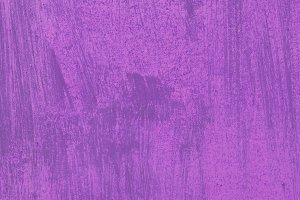 Weathered Lilac Painted Wall Texture