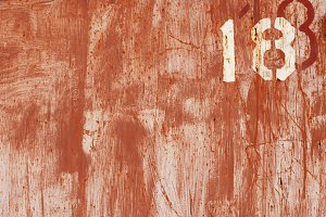 Rusty Paint Wall Texture
