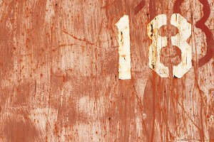 Rusty Paint Wall Texture