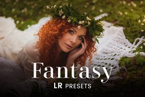 Fantasy - Lightroom Presets