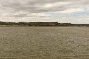 The river Ebro