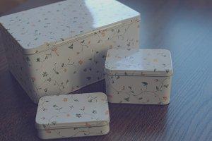Metal boxes 2