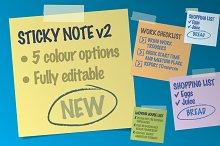 Sticky Note 2 - NEW