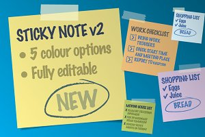 Sticky Note 2 - NEW