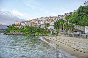 Lastres beach, Spain
