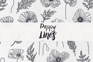 Poppy Lines