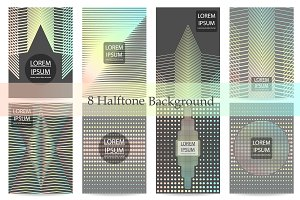 Geometric halftone gradients1#