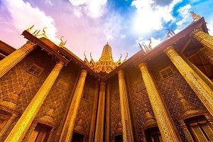 Royal Grand King Palace in Bangkok, Thailand