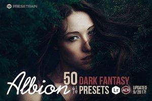 Albion Dark Fantasy Preset Pack