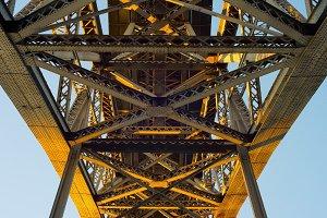 Dom Luis II bridge, Porto