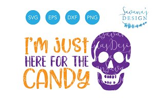 Im just here for the candy SVG