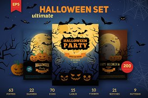 Halloween Ultimate Pack