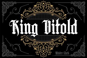 King Vitold
