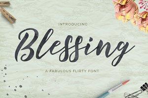 Blessing Script