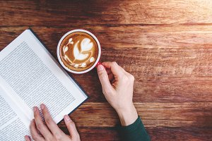 Coffee & Book