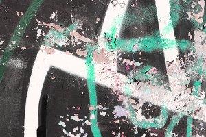 Colorful Concrete Wall