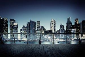 Cityscape Architecture Building