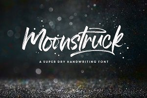Moonstruck Handwriting + Extras