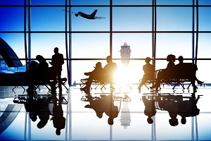 Business People Travel Passenger