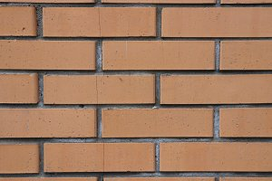 Building facade bricks wall texture.