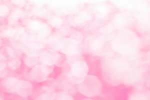 Blur background of pink bokeh Light
