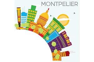 Montpelier Skyline