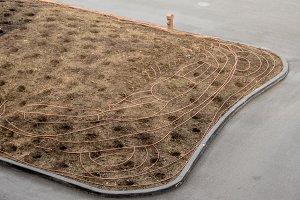 Drip irrigation tubing