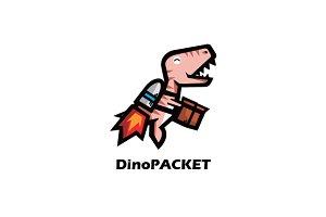 DinoPacket Logo