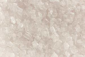 Sugar Background Texture.